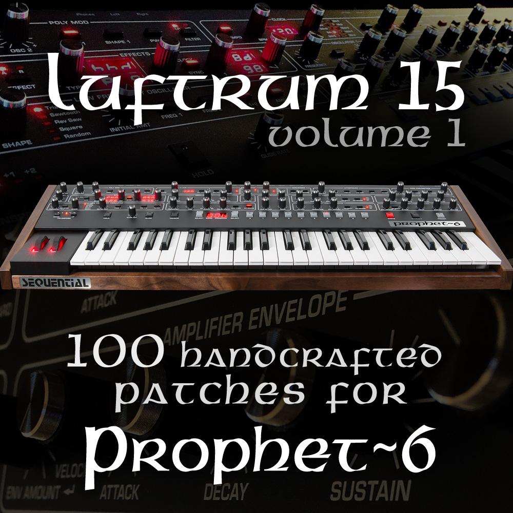 Luftrum, Sound Design