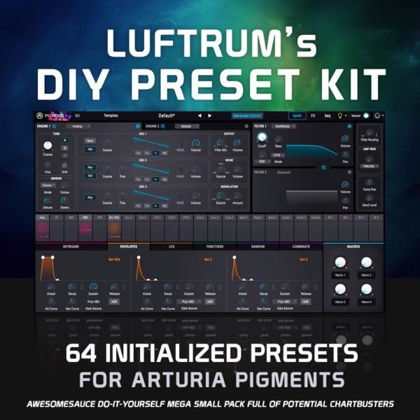 Diy Preset Kit For Pigments 2 Free Download Kvr Audio Forum